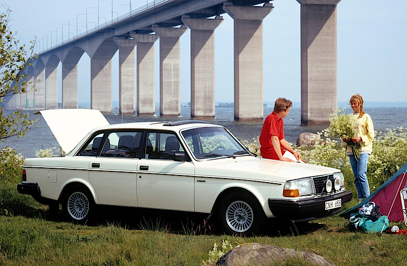 Volvo 244 GL 1979–1981
