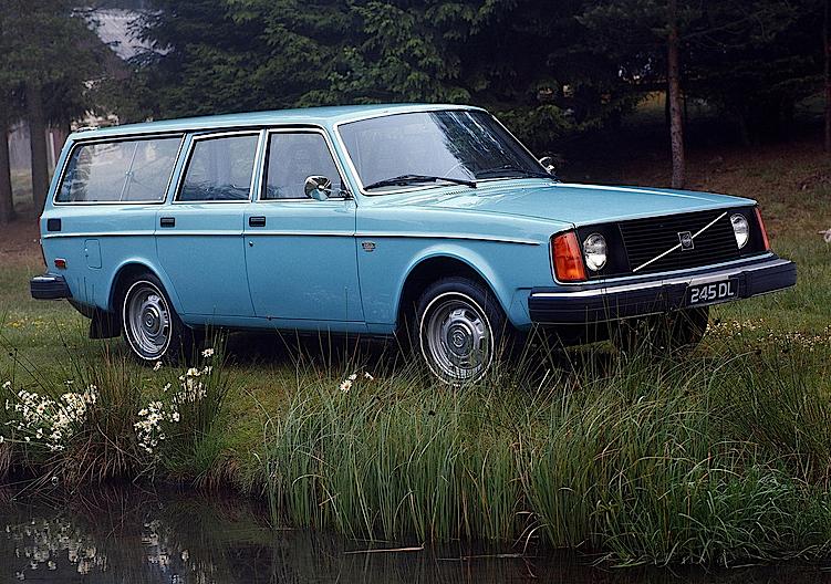Volvo 245 DL 1975–78