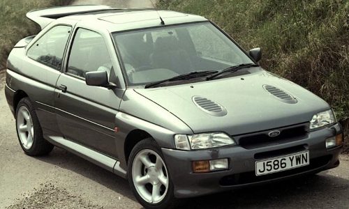 FORD ESCORT RS Cosworth – (1992/1996) – USA