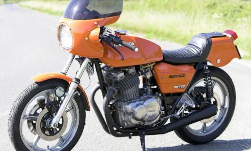 LAVERDA 350 – 500 – (1977/1983) – Italia