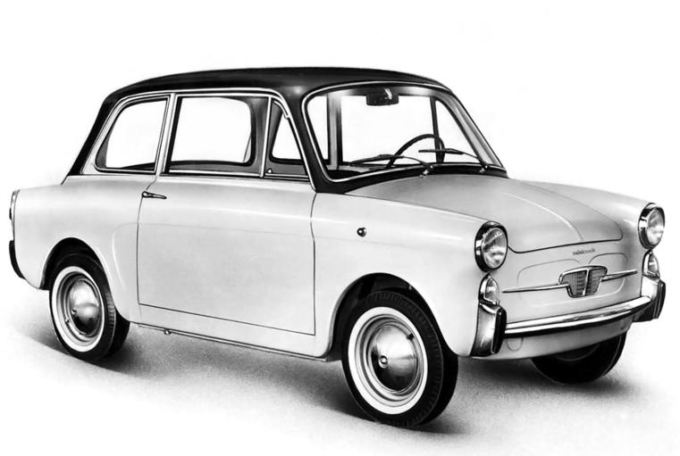 Autobianchi Bianchina Quattroposti 1962–69