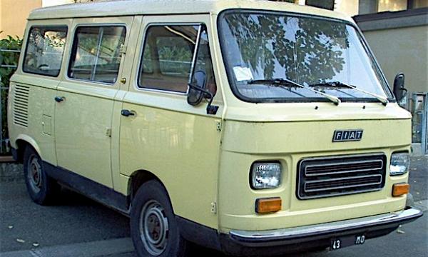 FIAT 900 T – (1976/1985) – Italia