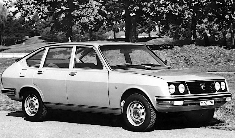 Lancia Beta Berlina (1 Serie) 1972–75