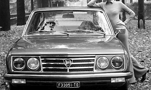 LANCIA BETA Berlina – (1972/1981)
