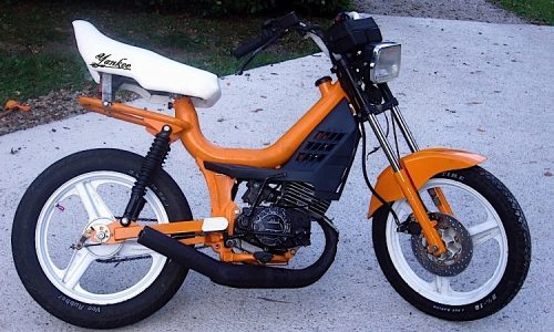 MOTRON GTO – (1986/2002) – Italia
