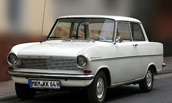 OPEL KADETT A – (1962/1965) – Germania