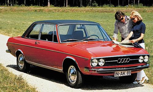 AUDI 100 Serie C1 – (1968/1976) – Germania