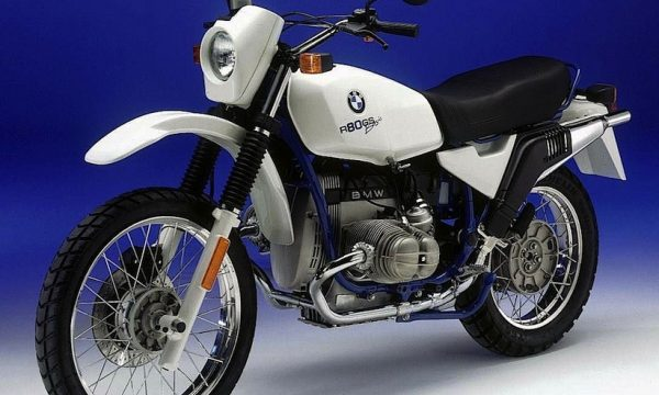 BMW R80 GS BASIC – (1996/1997) – Germania