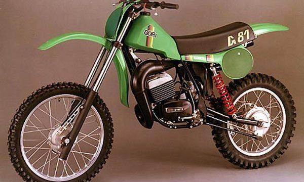 GORI MR G 81 Enduro – (1981) – Italia