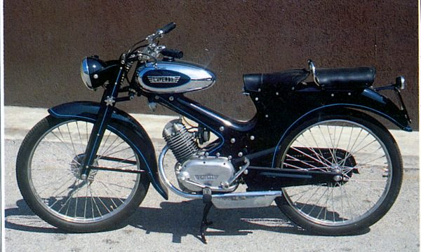 LAVERDA 75 cc. – (anni 50) – Italia