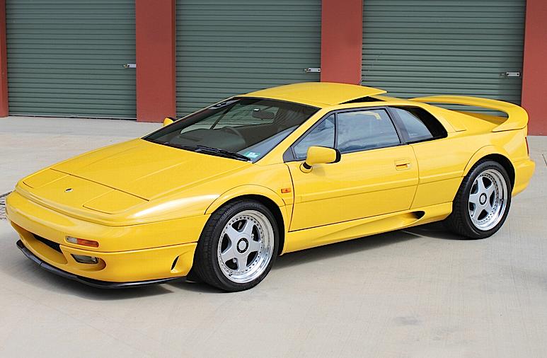 Lotus Esprit S4s 1995