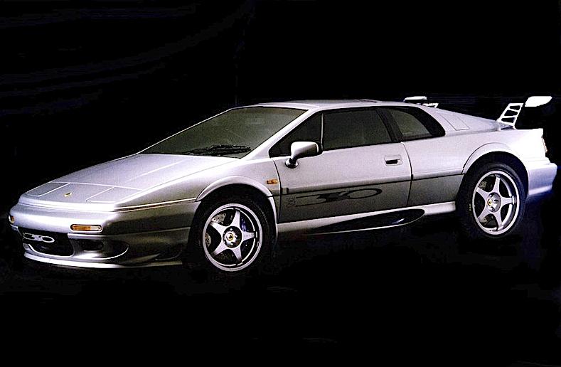 Lotus Esprit Sport 350 1999