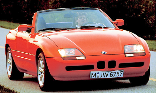 BMW Z1 – (1988/1991) – Germania