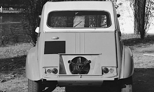 CITROEN 2CV SAHARA – (1961/1966) – Francia