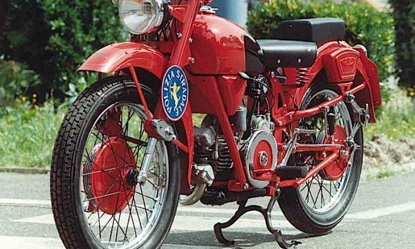 MOTO GUZZI 250 AIRONE SPORT – (1952) – Italia
