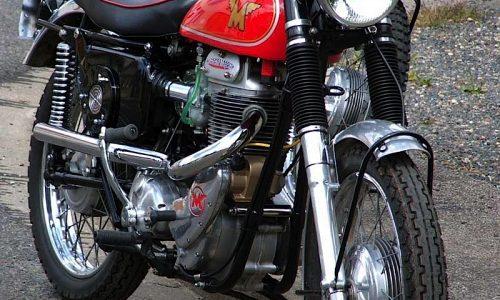 MATCHLESS G80 CS – (1949/1954) – Gran Bretagna