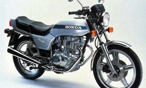 HONDA CB 400 N – (1978/1988) – Giappone