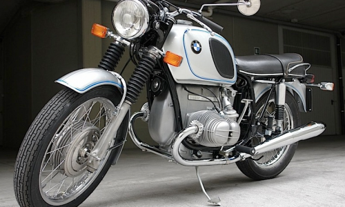 BMW R75 / 5 – (1969/1973) – Germania