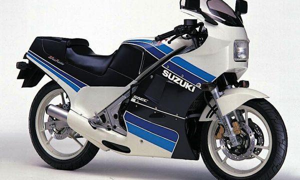 SUZUKI RG 250 – (1984) – Giappone