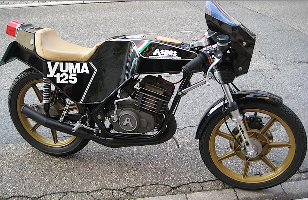 Aspes Yuma Moto Epoca Anni 70 E 80 Curiosit 224 Scheda