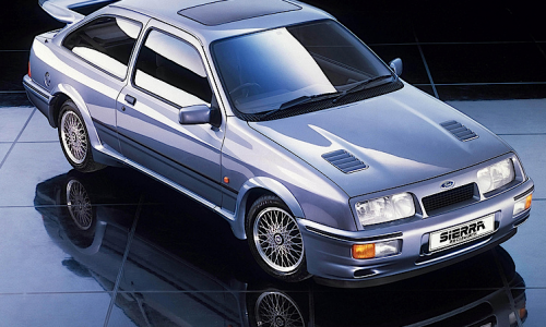 FORD SIERRA RS COSWORTH – (1986) – U.S.A.