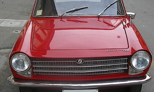INNOCENTI 950 SPIDER – (1960/1969) – Italia