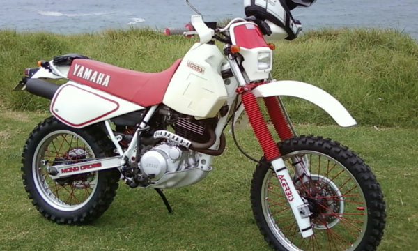 YAMAHA TT 600 – (1983/1991) – Giappone