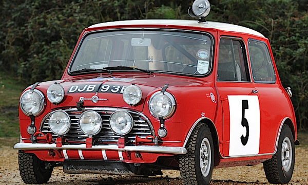 MINI COOPER S – (1963) – Gran Bretagna