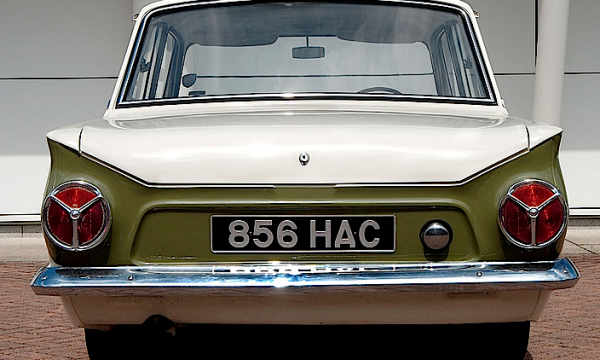 FORD LOTUS CORTINA MARK 1 – (1963/1966) – Gran Bretagna