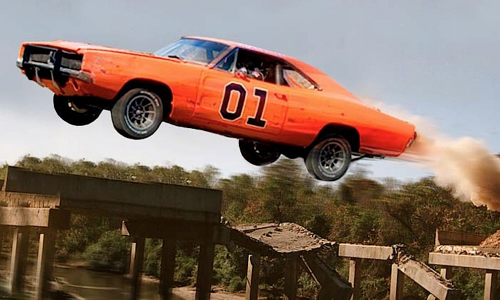 DODGE CHARGER – General Lee – (1969) – U.S.A.