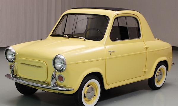 VESPA 400 / ACMA – (1957/1964) – Italia/Francia