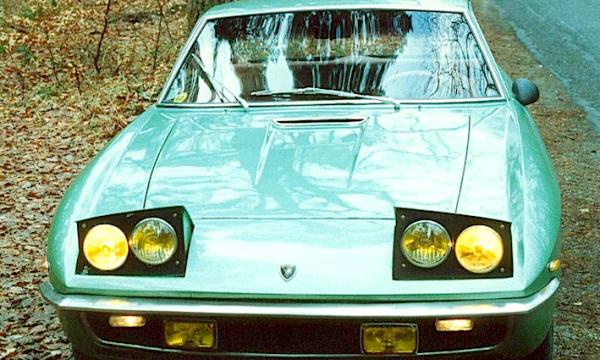 LAMBORGHINI ISLERO – (1968/1969) – Italia