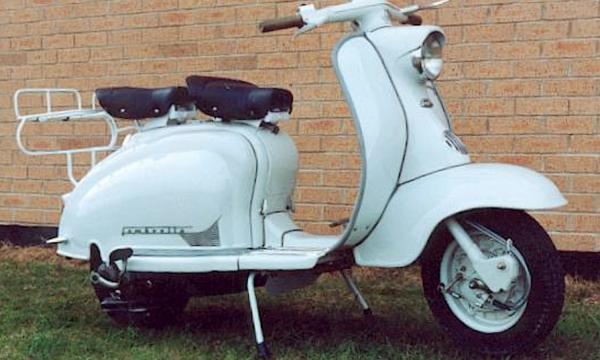 LAMBRETTA 150 LI Prima serie – (1958/1959) – Italia