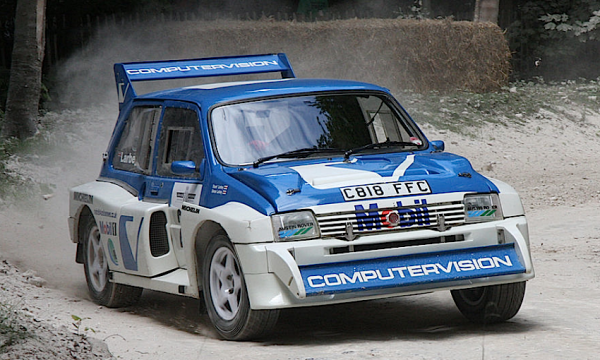 MG METRO 6R4 – (1985/1986) – Gran Bretagna