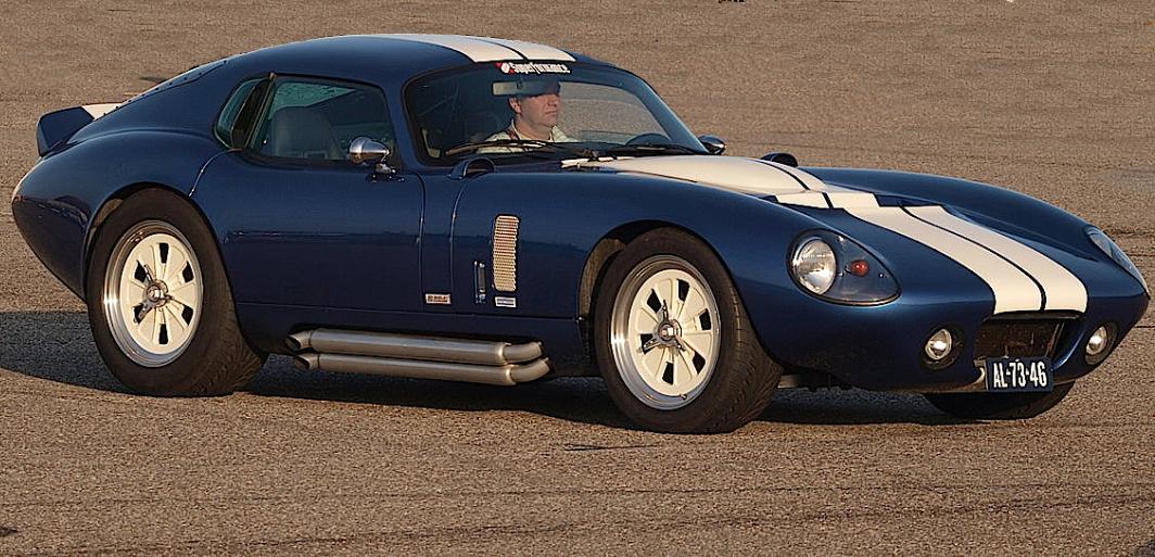 AC Shelby Cobra Daytona Coupe