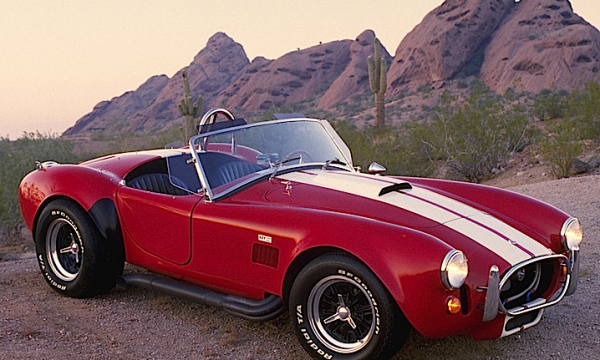 AC COBRA / Shelby – (1961/1967) – U.S.A.