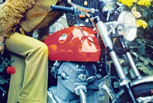 LAVERDA SF 750 1 / 2 / 3 – (1970/1978) – Italia
