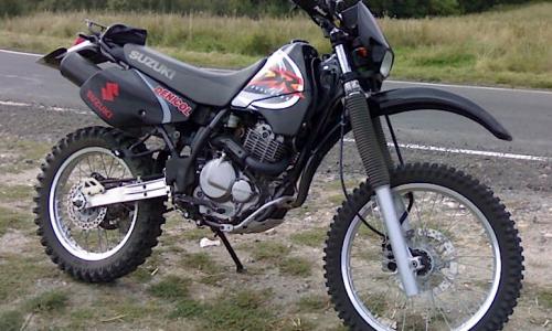 SUZUKI DR 350 – (1990/2001) – Giappone