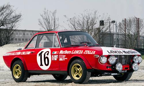 LANCIA FULVIA Coupé HF – (1965/1974) – Italia