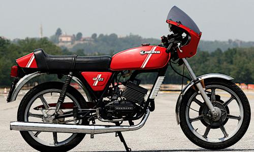 LAVERDA LZ 125 – ( 1978/1985 ) – Italia