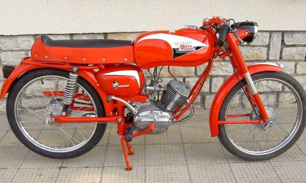 MOTO MORINI CORSARINO – (1963/1975) – Italia