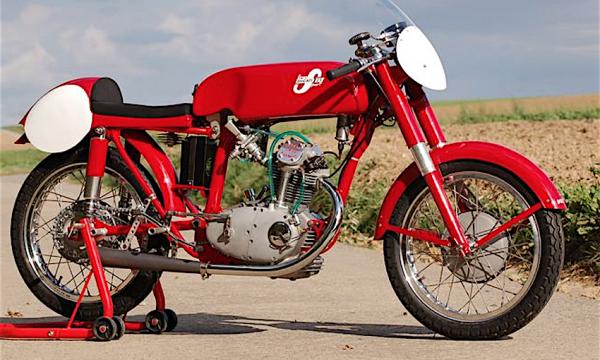 DUCATI MARIANNA Gran Sport – (1955/1957) – Italia