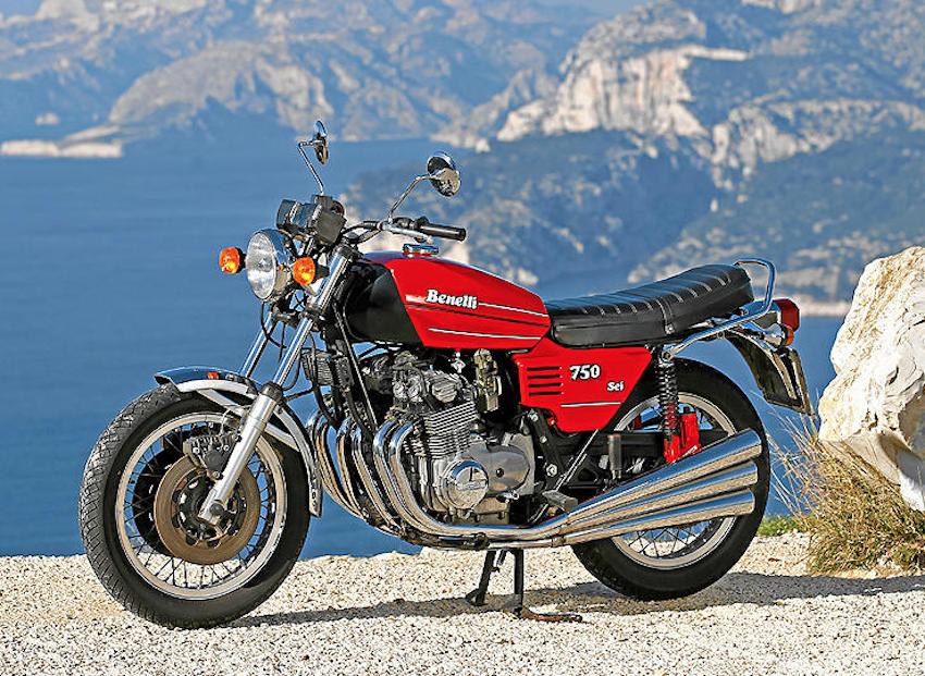 benelli sei moto epoca anni 70 e 80 qui con storia e curiosit