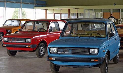 Scoperto CONCESSIONARIO FIAT anni '70 con auto abbandonate