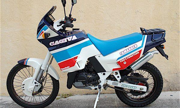 CAGIVA TAMANACO – (1988/1991) – Italia