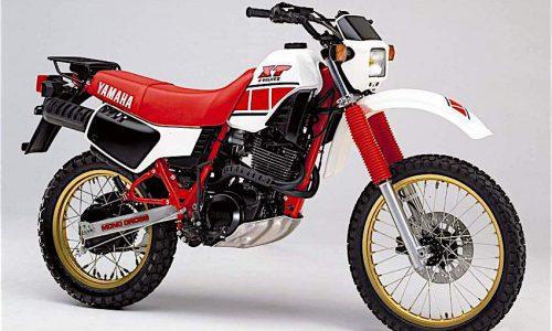 YAMAHA XT 600 – (1983/2003) – Giappone