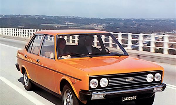 FIAT 131 – (1974/1985) – Italia
