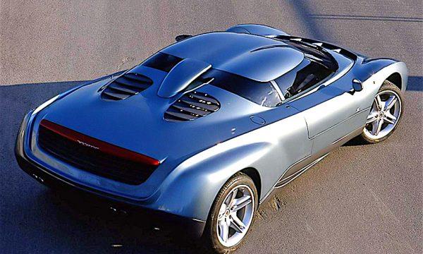LAMBORGHINI RAPTOR – Concept car – (1996) – Italia