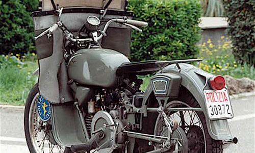 MOTO GUZZI FALCONE – (1950/1967) – Italia