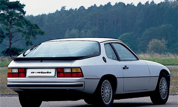PORSCHE 924 – (1976/1985) – Germania